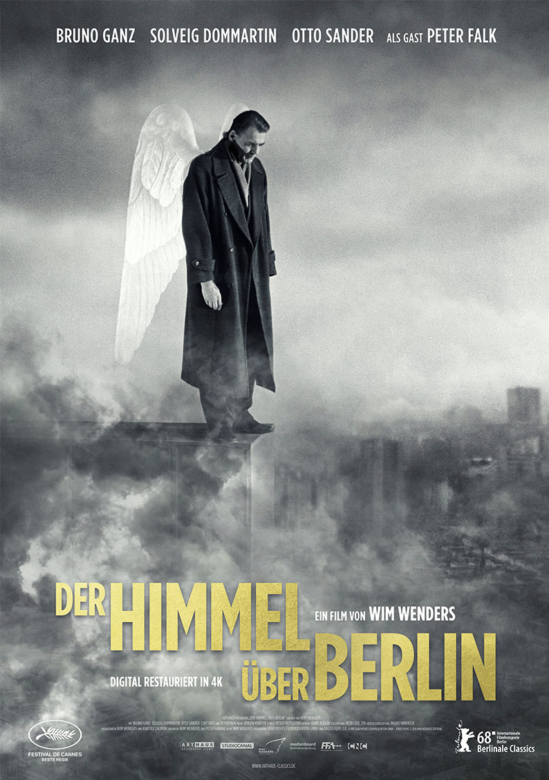 Wim Wenders - Der Himmel über Berlin bei Window Flicks